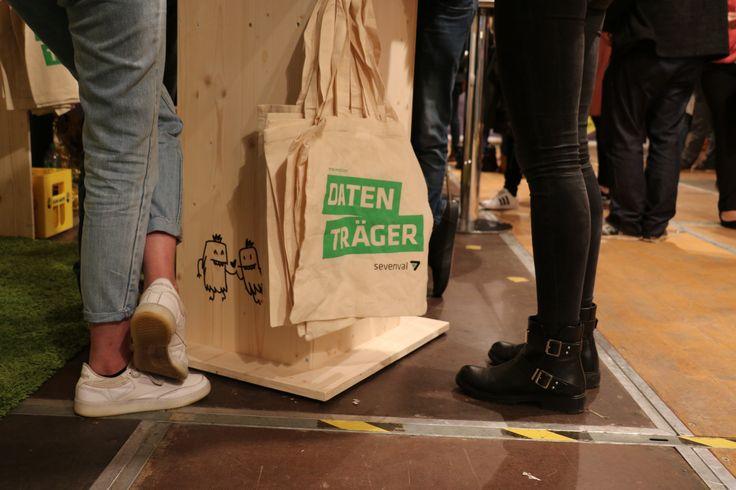 Kölns Karrieremesse adday/adnight - und wir waren dabei. Mehr auf unserem Blog!
