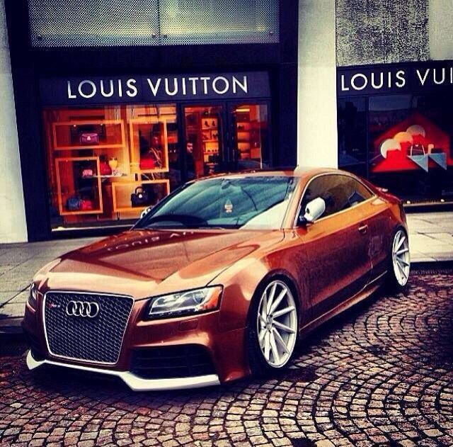 Audi? I thought it was a Lexus oops I was wrong, looks better...Bob