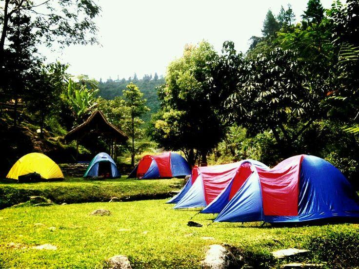 Camp Bravo - Sukabumi,Indonesia