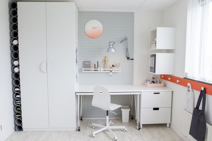 25 beste idee n over klein bureau slaapkamer op pinterest klein slaapkamer kantoor decoreren - Kantoor decoratie ideeen ...