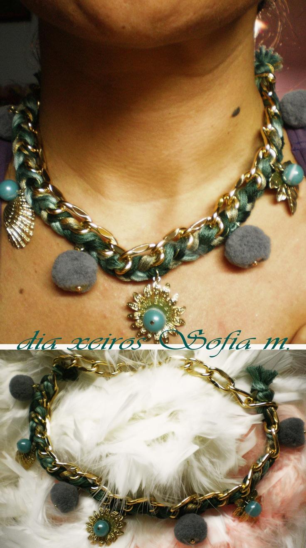 Au12.405 necklace