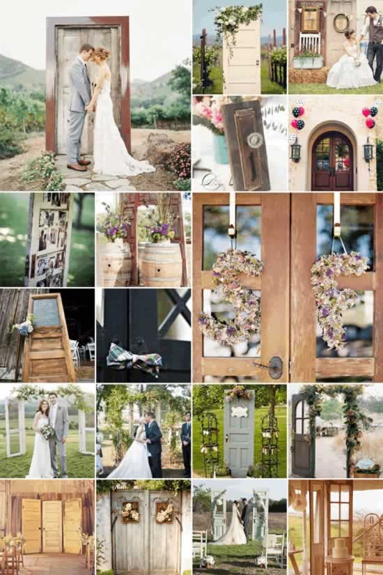 deuren bruiloft