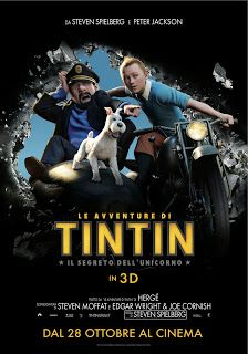 Le avventure di Tintin - Il Segreto dell'Unicorno by nerdParty