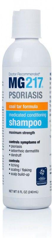 Medicated Coal Tar Shampoo back