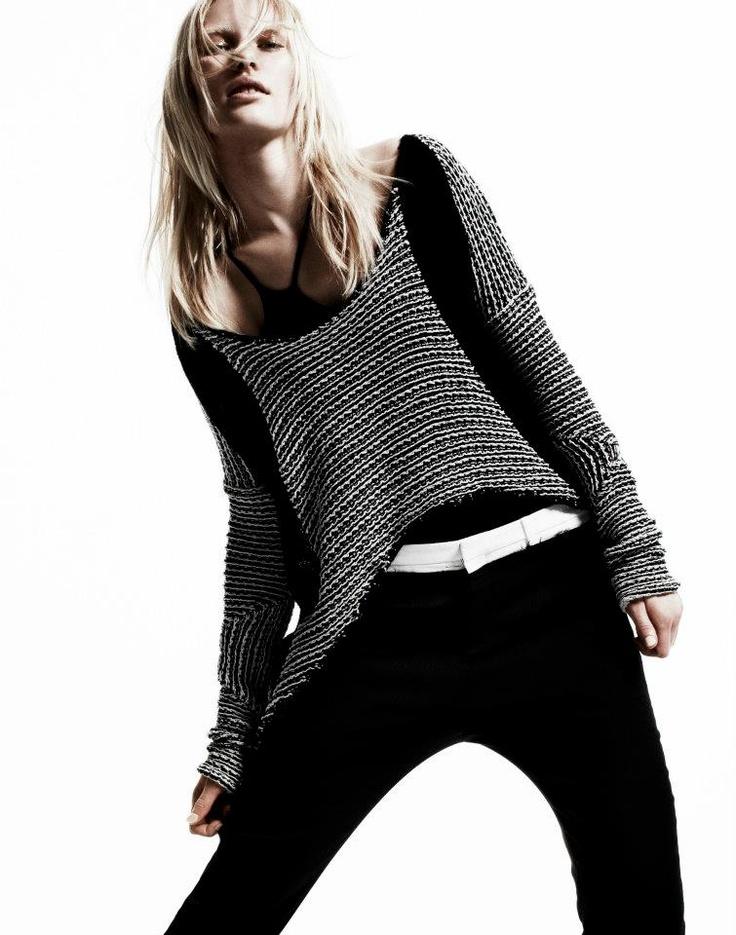 knitwear   T by Alexander Wang