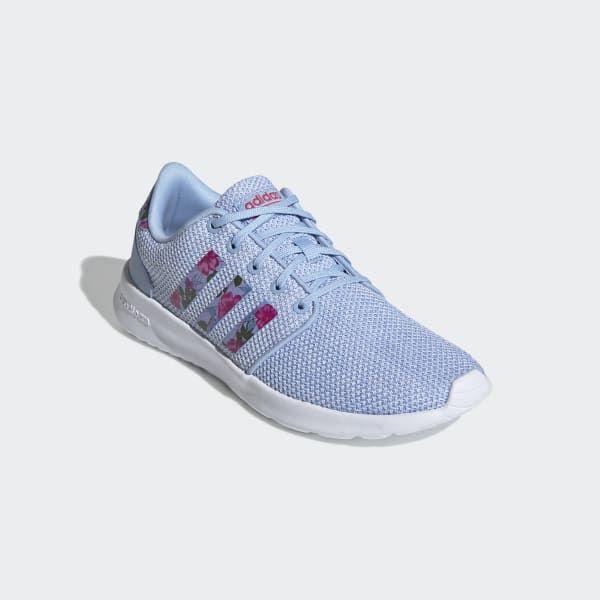adidas QT Racer Shoes - Blue   adidas