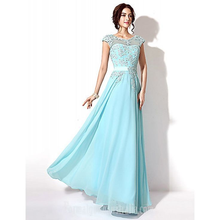 Australia Formal Evening Dress Grape Sky Blue Candy Pink Plus Sizes Dresses Petite A-line Bateau Long Floor-length Formal Dress Australia
