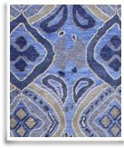 Blue and Navy area rugs