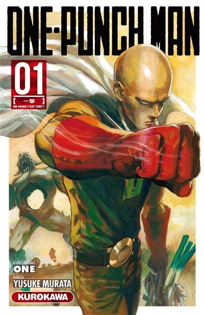 Saitama est un jeune homme sans emploi et sans réelle perspective d'avenir, jusqu'au jour ou il décide de prendre sa vie en main. Son nouvel objectif : devenir un super-héros. Il s'entraîne alors sans relâche pendant trois ans et devient si puissant qu'il est capable d'éliminer ses adversaires d'un seul coup de poing. On le surnomme désormais One-Punch Man. Mais rapidement, l'euphorie du succès cède place à l'ennui, car lorsqu'on est si fort, les victoires perdent de leur saveur...