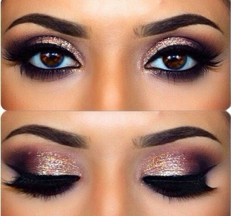 One of my favorite makeup tutorial classic prom makeup One great idea 💖💖