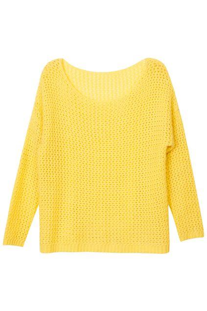 ROMWE   White Heart-shaped Embellished Knitted Jumper, The Latest Street #ROMWEROCOCOFashion