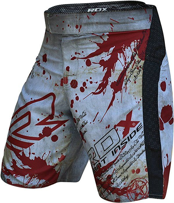 RDX MMA Training Clothing UFC Shorts Cage Fighting Grappling Martial Arts Muay Thai Kickboxing
