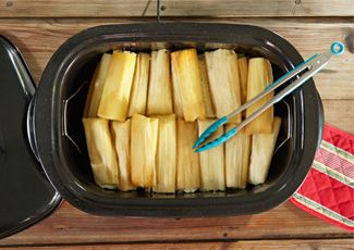 See our step-by-step guide to making tamales. Chef Charlotte shows you how to make tamales and begin your own holiday tradition.
