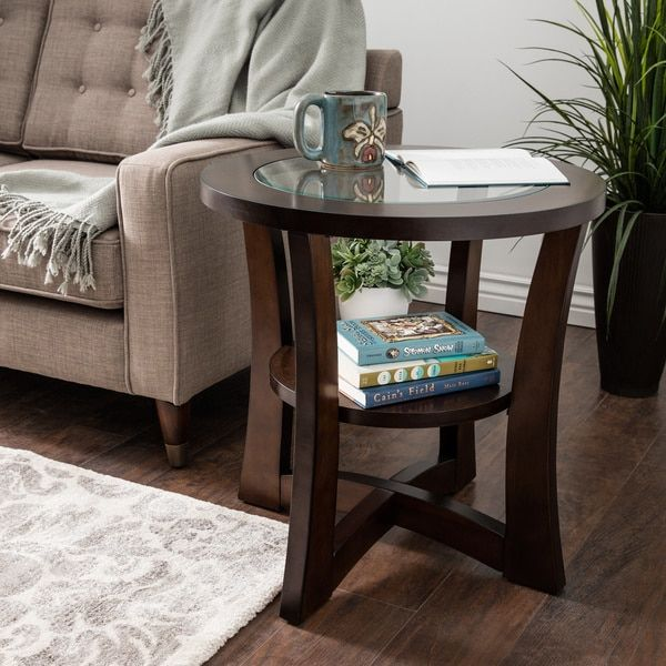24 best Glass Top End Tables images on Pinterest