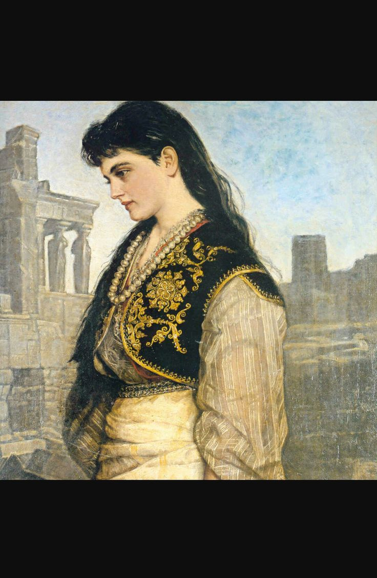 Laskarina Mpoumpoulina.A Greek woman who fight for the freedom of Greece
