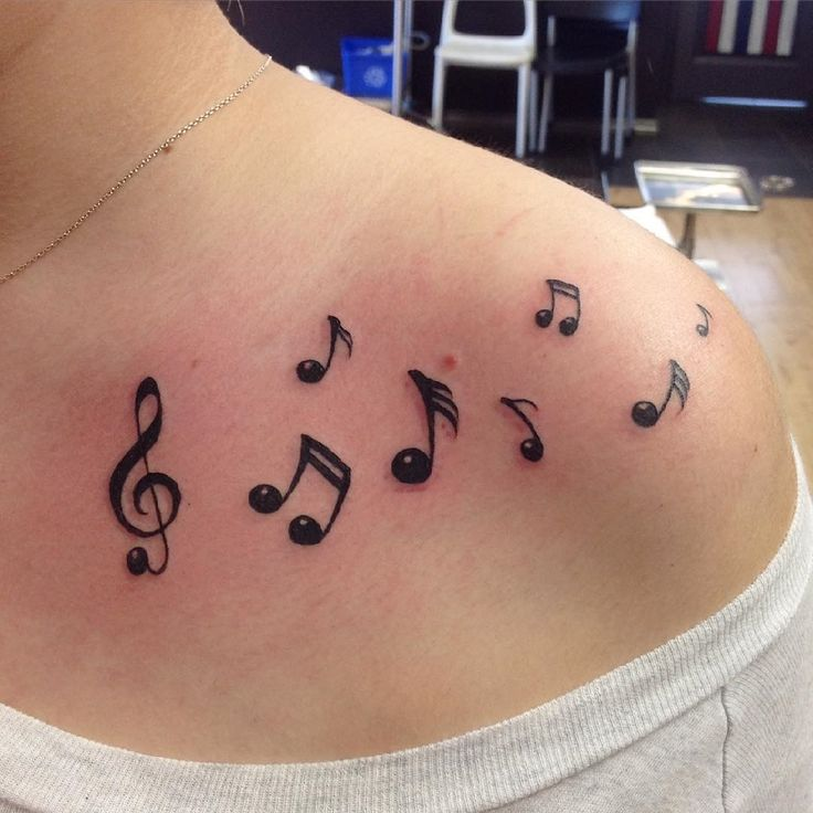 best 25 small music tattoos ideas on pinterest music tattoos music note tattoos and note tattoo. Black Bedroom Furniture Sets. Home Design Ideas