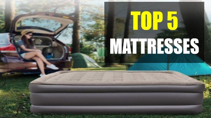 Top 5 Best Portable Mattresses | Top 5 Portable Mattress Review By Dotmart