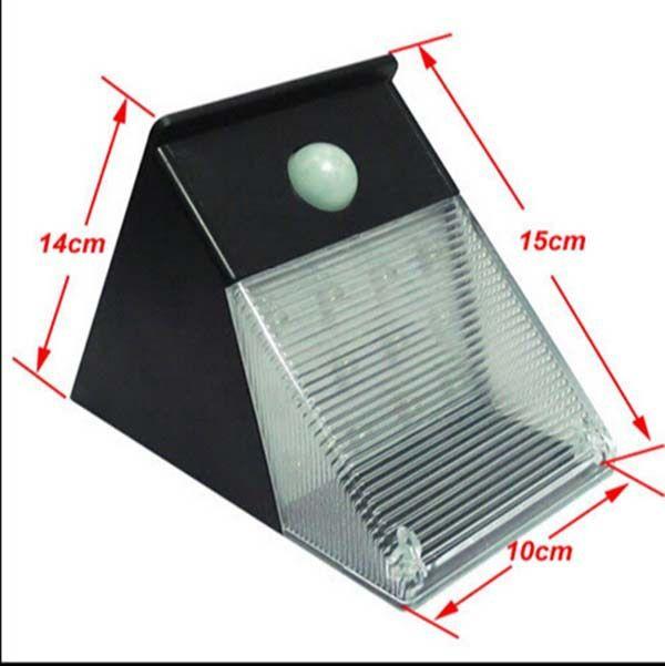 Дешевое 12LED солнечная датчик движения PIR настенное крепление свет сада 100% от солнечных батарей белые вздутие солнечная настенный светильник CP165, Купить Качество Солнечные лампы непосредственно из китайских фирмах-поставщиках:  Здесь \ аккуратный решение для освещения входа в ваш дом.  Когда,  ПИР обнаруживает никого приближается дверь и автомат