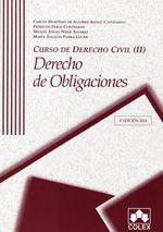 Curso de derecho civil. V. 2, Derecho de obligaciones.   COLEX, 2014