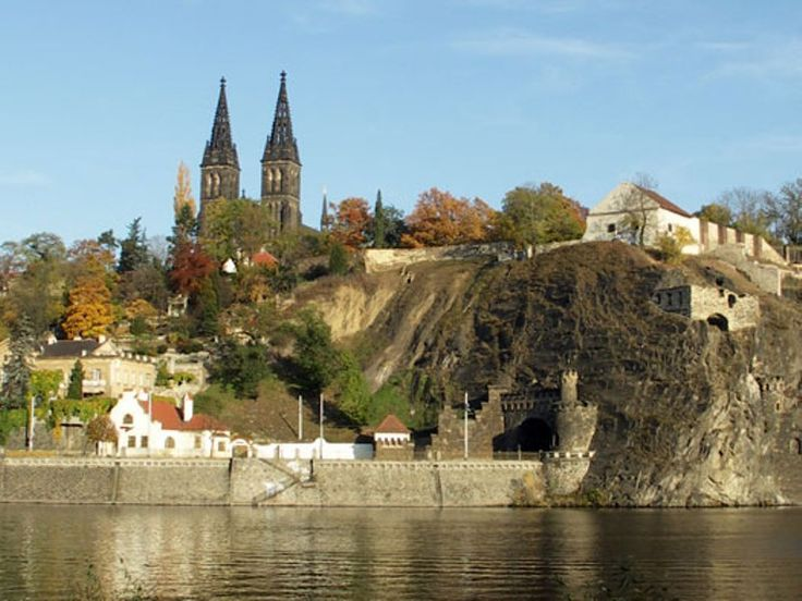 Vysehrad in Prague - enchanting place | Czechia ...