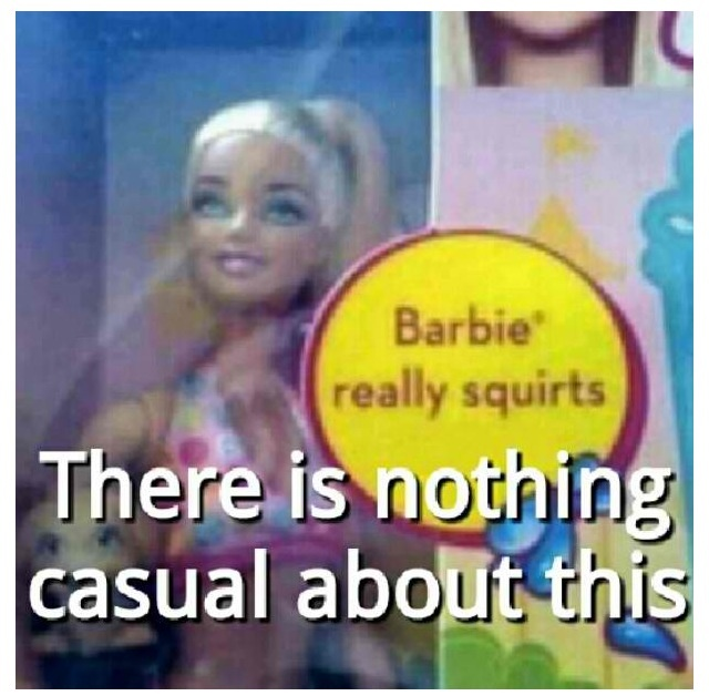 Funny Barbie doll | The Funny. | Pinterest