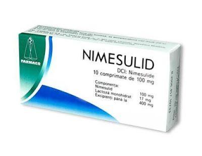 Salute Benessere Online: Nimesulide: se proprio dovete prenderla...