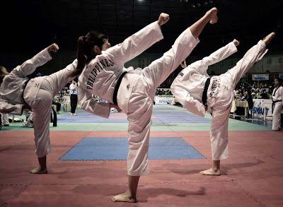 MACAM - MACAM SENI BELA DIRI: Hal Yang perlu Anda Ketahui Dari Taekwondo