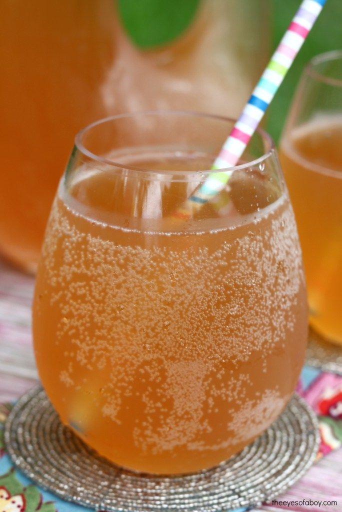 Summer Beer recipe drink shandy pink lemonade