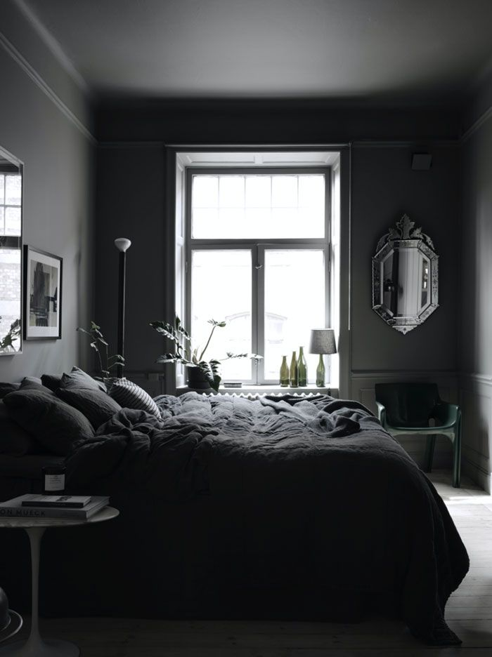 Cozy and elegant, but also bold and daring - Would you go for that look?
