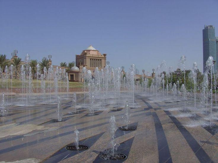 Emirate's palace hotel-Abu Dhabi