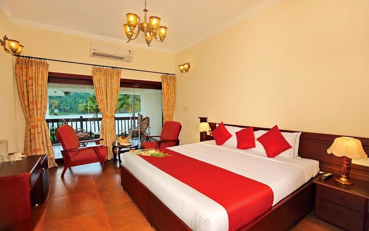 The #deluxe #room at the #Fragrant #Nature #Resort makes sure you get the #comfort you desire - A #RareIndia #Retreat Explore More: http://bit.ly/VOPNID