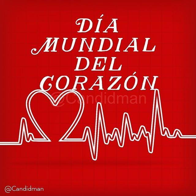 29 De Septiembre Día Mundial Del Corazón At Candidman
