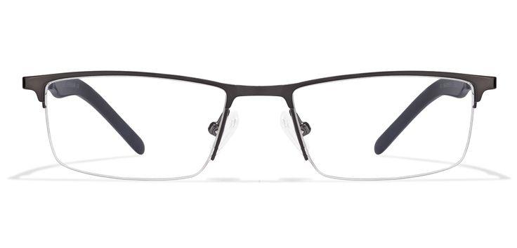 Buy Idee 1339 Gunmetal Blue C3 Eyeglasses #UnisexEyeglasses #BlueFremeEyeglasses #Opticvilla