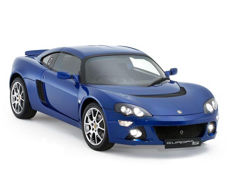 Lotus Europa S '2007–10