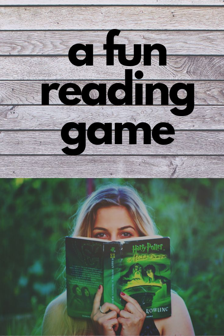 A Great Reading Game to Play With Your Students