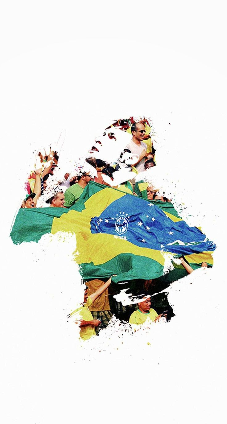 He is the God of Brazil ©