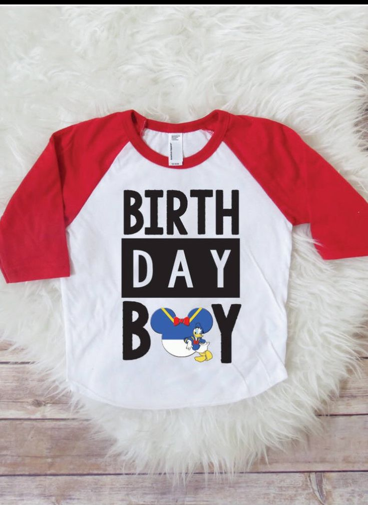 Donald duck birthday shirt, disney birthday, donald duck birthday party, donald duck shirt, matching disney, matching family, custom donald by JADEandPAIIGE on Etsy https://www.etsy.com/listing/575788152/donald-duck-birthday-shirt-disney