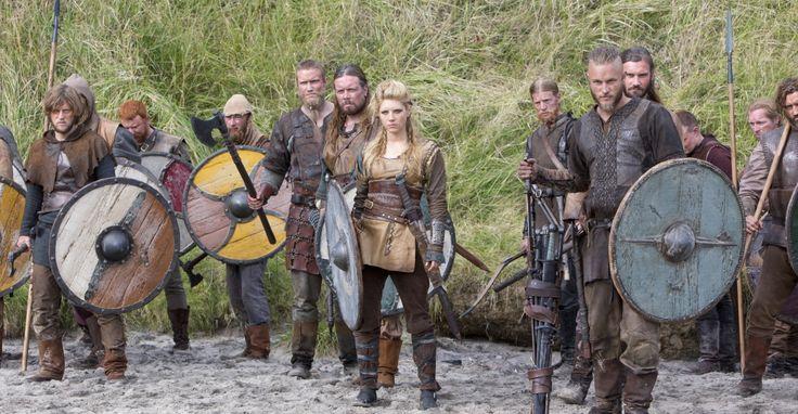 vikings_lagertha_1 - Lagertha - Vikings Pictures - HISTORY.com