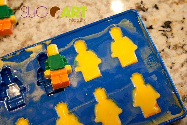 KitchenJukebox.com: Moule Lego - Invitée Blogueuse