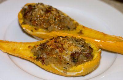 Calendula & Concrete: Green Blog Project: Crookneck Squash Recipes