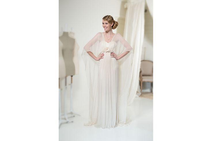 Gli abiti da sposa eco-sostenibili di Leila Hafzi -