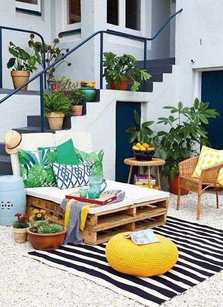 crear ambientes de verano