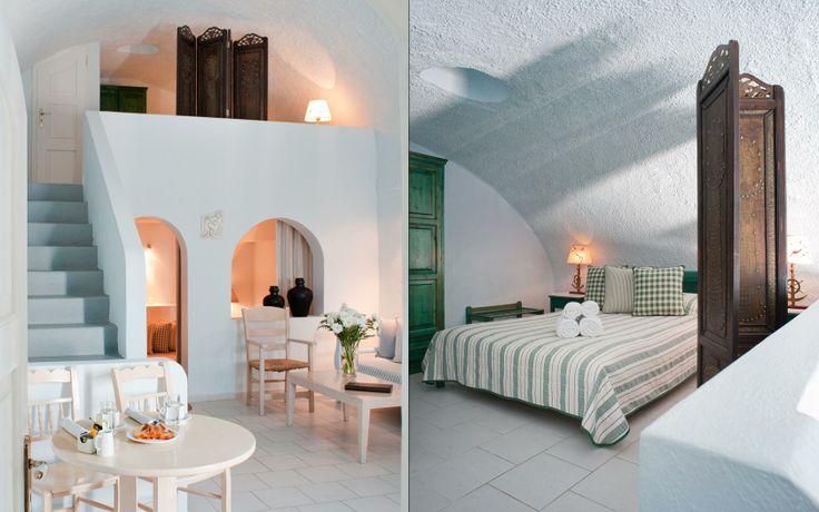 Andromeda Villas - Hotel Apartments in Santorini, Imerovigli