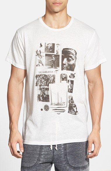 Obey 'Shelter Vintage Thrift' Graphic T-Shirt