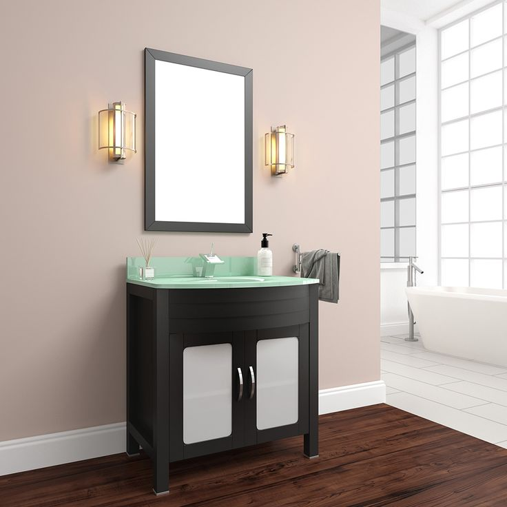 8 best bathroom makeovers images on pinterest bathroom for Bathroom vanity stores virginia beach