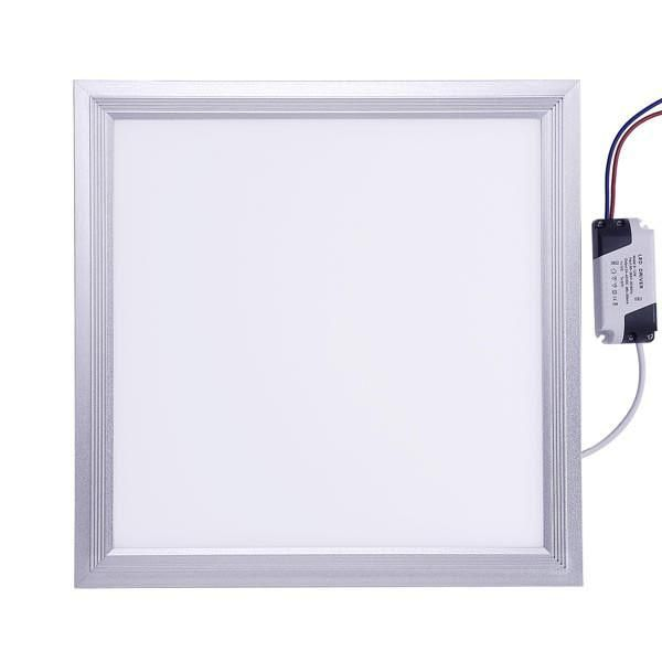 DELight®12W Square SMD LED Recessed Ceiling Light w/ Driver