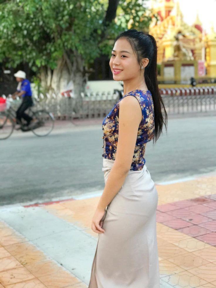 Su Hlaing Win | Myanmar Model Girl
