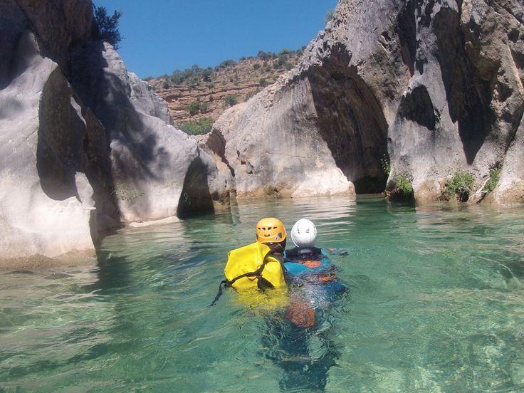 Canyon : La peonera - Bierge (Huesca)