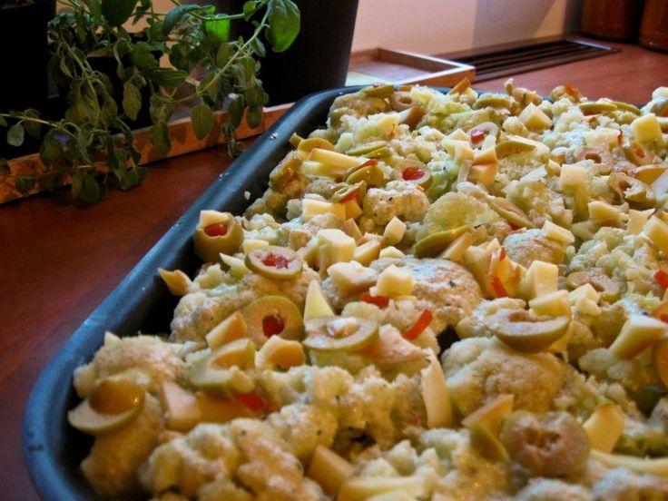 Csirkés tepsis zöldségek tárkonnyal, remek főétel hamar! Mindenki imádja :)