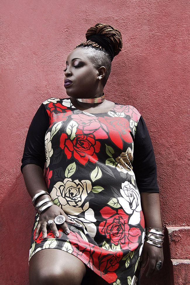 GORDA FLOR, entre curvas e cores 7 - grandes mulheres